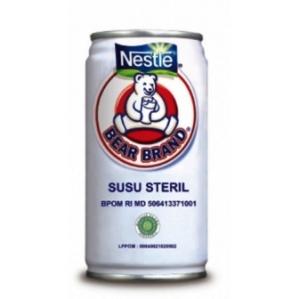 bearbrand ( susu logo beruang )