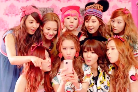 k pop - dancing queen- girls' generation 2