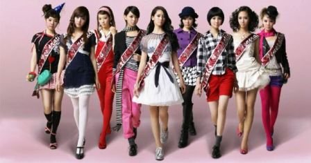 k pop - dancing queen- girls' generation 3