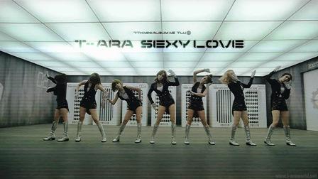 K POP - T-ARA - sexy love 2