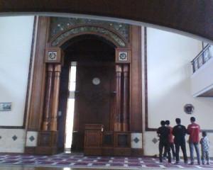 masjid at ta'awun - dalam