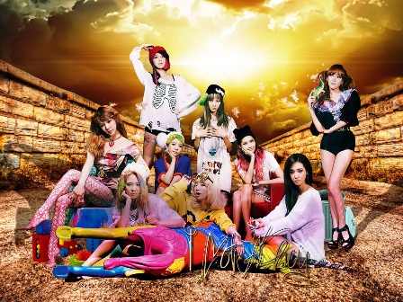 Girls' Generation - I Got a Boy 2