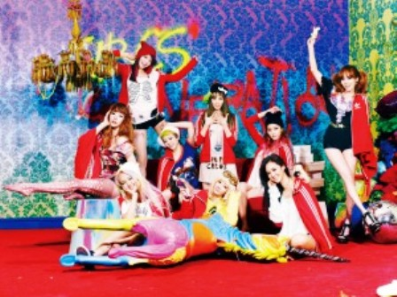 k pop - lost in love - girls' generation 2