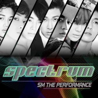 K POP - S.M. The Performance – Spectrum 1