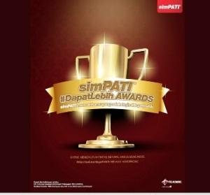 #DapatLebih Award simPATI