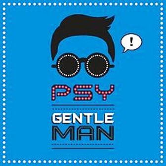 k pop - gentleman - psy 1
