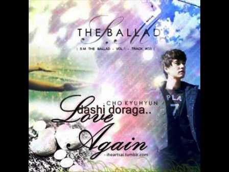 Kyuhyun_-_Love_again 3