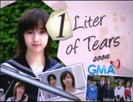 one litre of tears - 9th march 1